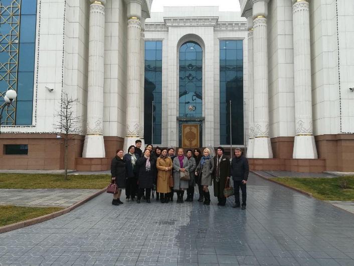Национальная библиотека Алишер Навои