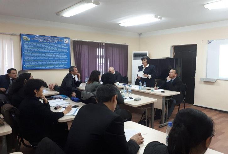14th of methodical seminar